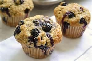 Muffin ai Mirtilli con Bimby