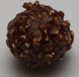 Rocher alla Nutella  col Bimby