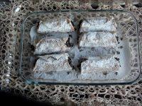 Finti cannoli siciliani